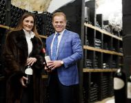 Zaya & Sherry Younan - Beauvois Wine Cellar